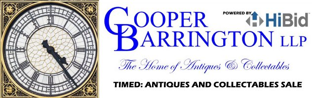 Antiques and Collectables Timed Sale