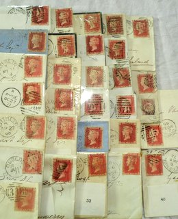 Stamps Auction.