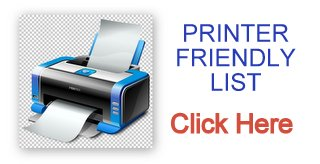 FREE Printer Friendly List