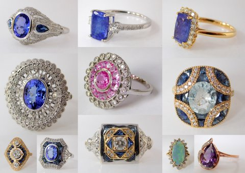 Vintage and Antique Jewellery Sale Wrexham
