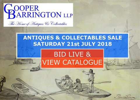cooper Barrington Auction Catalogue Powered By Irostrum